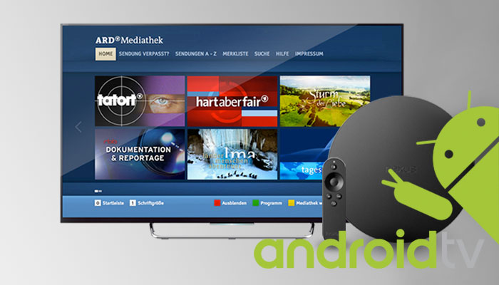HbbTV on Android TV