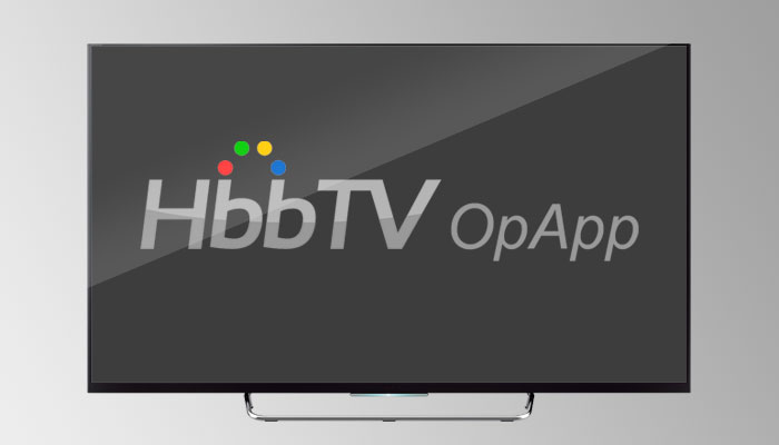 HbbTV Operator Applications
