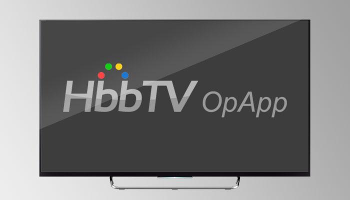 HbbTV Operator Applications