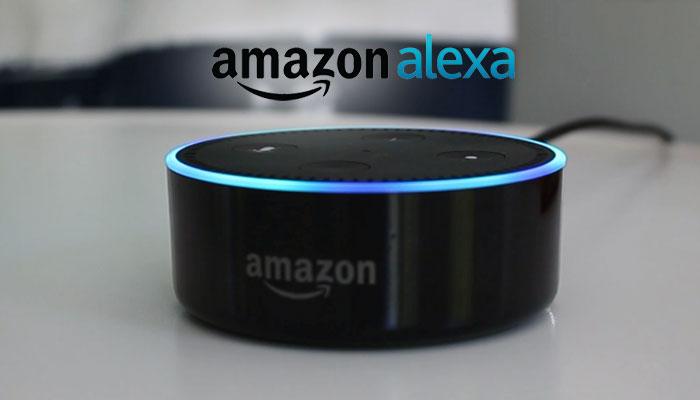 TV programme guide skill for Alexa