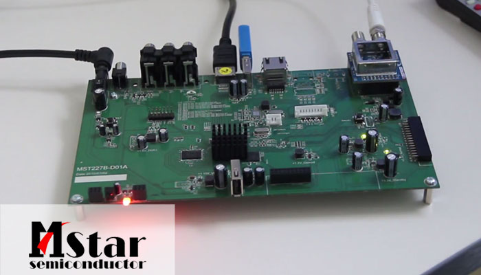 Inaris DVB Middleware on MStar Chipsets