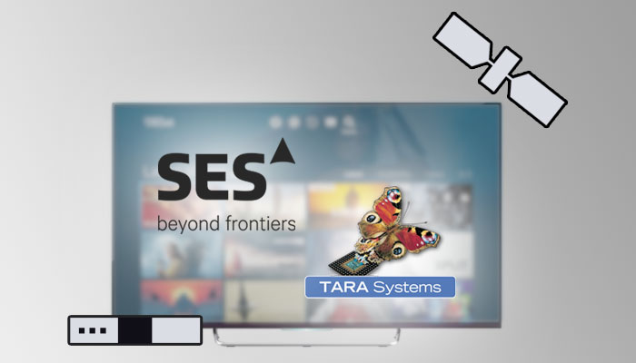 SES teams up with TARA Systems