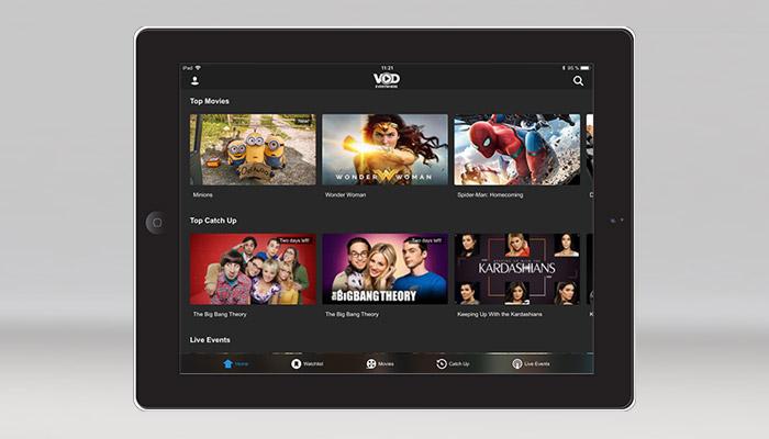 VoD Everywhere Multiscreen