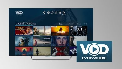 Premium Content with VoD Everywhere