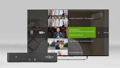 Quickline launches Android TV STB