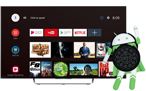 R&D - Android TV | TARA Systems