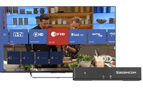 R&D - TV Apps & UIs for Android | TARA Systems