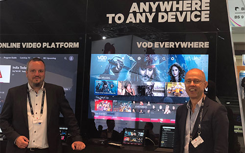VoD Everywhere: Live Demo at IBC