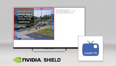 HbbTV Test Suite Executed with LiveOn TV Android Application