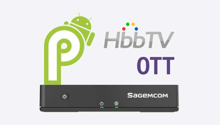 Inaris HbbTV for Android with Java based Middleware