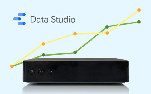inaris cloud based analytics google data studio