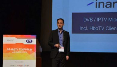 HbbTV Symposium 2019: HbbTV on DVB-I Services