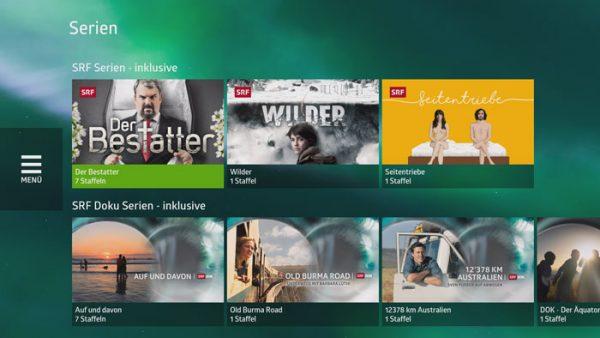 quickline tv series