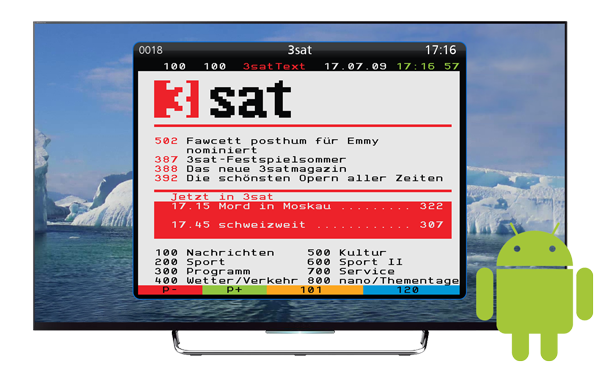 teletext for android tv
