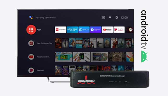 Android TV 10 on BCM 7271