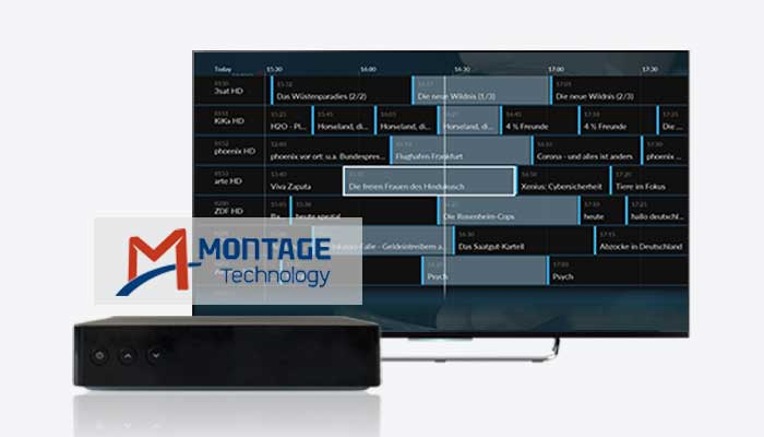 Inaris based STB Solutions on Montage SoC