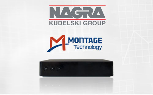 Integration of NAGRA CA with Inaris now certified on Montage SoC