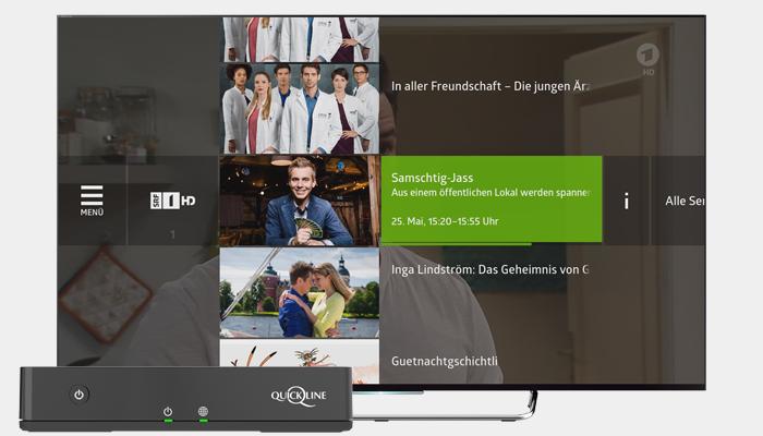 Quickline UHD TV Box Success Story Update
