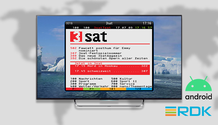 Teletext for Smart Devices