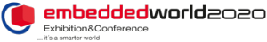 embedded world 2020 logo